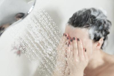Feuchtigkeit im Bad