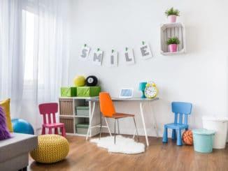Kinderzimmer wird zum Jugendzimmer