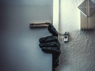 Einbruchsschutz gegen Einbrecher