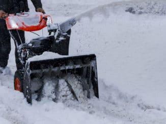 Winterdienst durch Hausmeisterservice