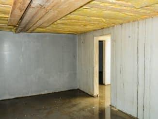 Keller nach Überschwemmung sanieren