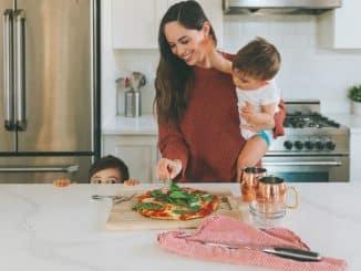 Pizza zuhause zubereiten